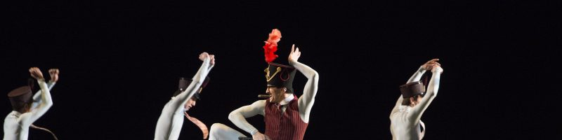 Mixed Bill: Boston Ballet's Robbins/The Concert