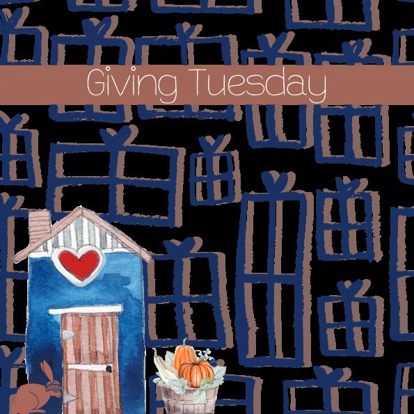 Giving Tuesday: A Dozen Ways to Give
